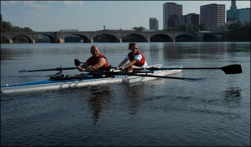 CT Adaptive Rowing Program